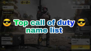 Good clan names for Cod