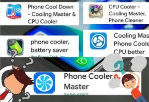 best smartphone cooler app