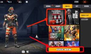 How to get free gloo wall skin in free fire 2021
