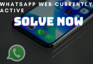 How can you disable WhatsApp web notification on iPhone or iOS