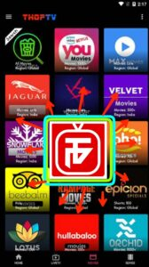 Thop TV id Password and username for Thop Tv