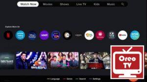 Real blogger - oreo tv